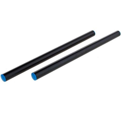 Flashpoint 15mm Rods 25cm Long Aluminum - Set of 2 by Flashpoint