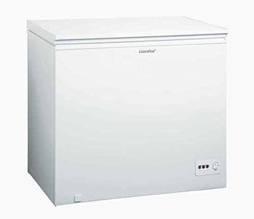 Arcón congelador horizontal de pozo 198lt cf-cf20w midea comfee ...