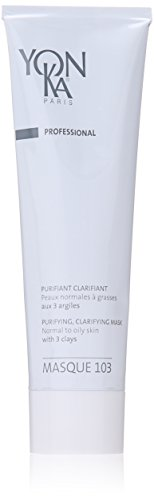 Yonka Masque 103 Purifying Clarifying Mask for Unisex, Norma