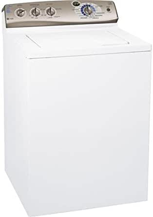 PTWN6050MWT General Electric GE Profile(TM) 3.6 DOE cu. ft. stainless steel capacity washer