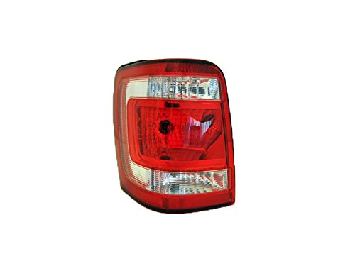 Depo 330-1938L-UC Ford Truck Escape Driver Side Tail Lamp Assembly, CAPA Certified