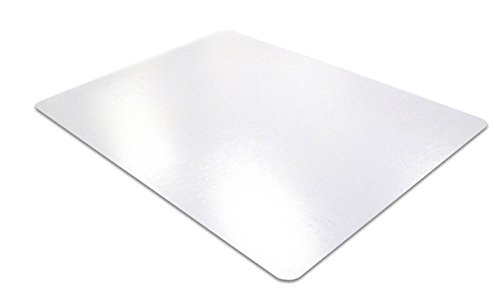 "Mammoth Office Products Polycarbonate Office Chair Mat for Low to Standard Pile Carpets, 36"" x 48"" Rectangular -  C3648LSP"