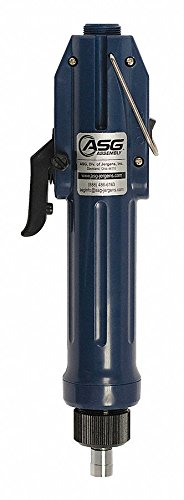 Electric Production Screwdriver, 2.5 Amps, 18 in.-lb. Max. (Asg Torque Screwdriver)