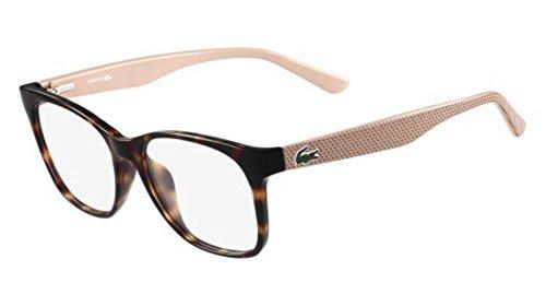 Eyeglasses LACOSTE L2767 214 HAVANA