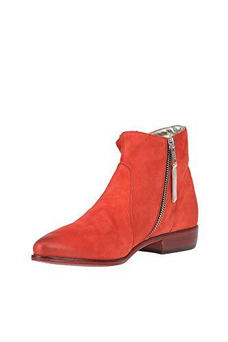 Botines Mujer Rojo Alexander Gamuza Mcglcas000005025e Hotto RUvXqTw0p