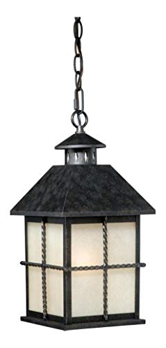 (Savannah 8In. Outdoor Pendant)