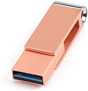 Rose Gold 16GB MoGist Swivel Design Pen Memory Stick USB Flash Drive USB 2.0 up to 100 MB//s