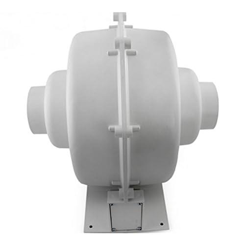 Radonaway Gp501 Radon Fan  U0026 Install Kit  Two 3 U0026quot X3 U0026quot  Black
