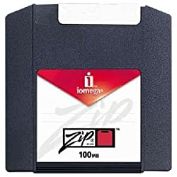 Iomega Zip Disks 100 Mb 3 Pack Pcmac