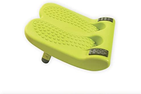 IWANNA Foot Stretcher Multi Slant Board Adjustable Ankle Incline , back Stretcher Massager Mate Foot leg Stretch
