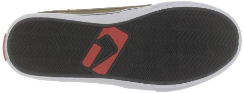 Globe - Zapatillas de deporte de piel para hombre Marrón (Marron (17234 Golden Brown))