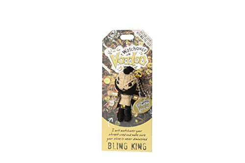 Watchover Voodoo Doll Bling King Toy