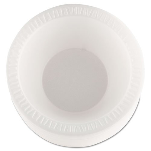 10 Bowl Ounce Foam (Dart Concorde Foam Bowl, 10-12 oz, White - Includes eight packs of 125 each.)