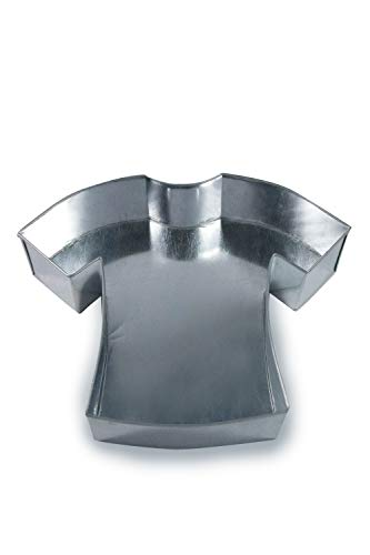 T-Shirt Shape Birthday Wedding Anniversary Cake Tins/Pans/Mould by Falcon ()