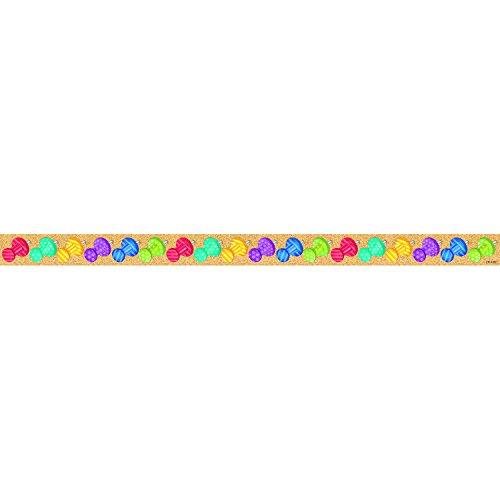 Creative Teaching Press Bold & Bright Push Pins Magnetic Décor Strips, Small (8403)