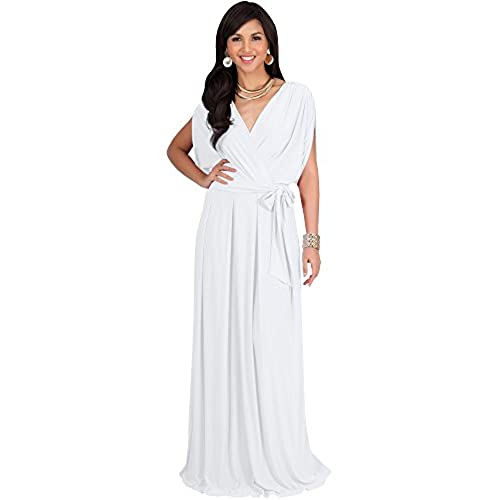 White Long Wedding Gowns: Amazon.com