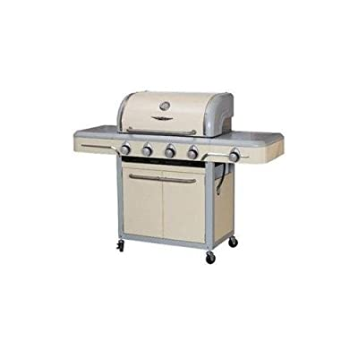 BULL OUTDOOR PRODUCTS Bel Air 4 Burner Creme Cart / 79006 /