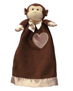 Komet - Lovie Babies (small)- Mikey Monkey Security Blanket (Mikey Monkey)