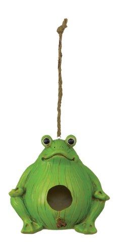 Frog Birdhouse - 4