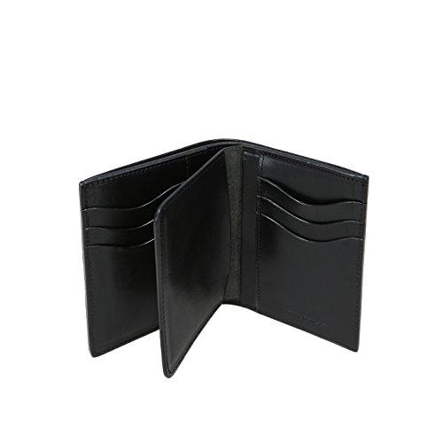 Bi RABEANCO Black 21429 Bi fold fold Black Wallet Wallet RABEANCO 21429 qCYw1