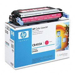 Generic Compatible Toner Cartridge Replacement for HP CB403A ( Magenta )