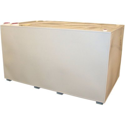 Midwest Industrial Tanks Double-Wall Fuel Storage Tank - 1,000-Gal. Capacity, Model# RTD-CC-1000-10-12