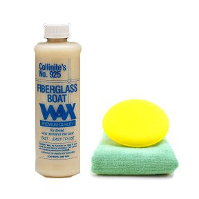 Collinite Fiberglass Boat Wax - Collinite Fiberglass Boat Wax #925 Combo