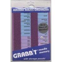 machine needle organizer