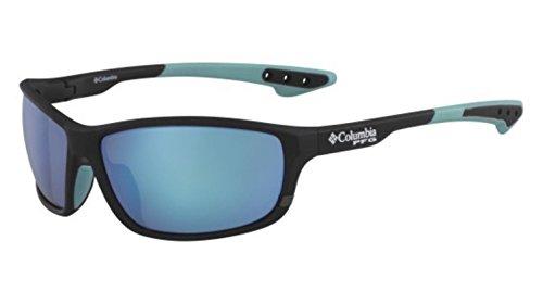 Sunglasses Columbia C 530 SP NORTH PORT 005 MATTE BLACK BLUE