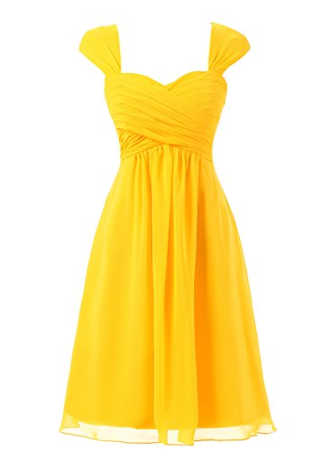 Kileyi Womens Sleeve Bridesmaid Homecoming