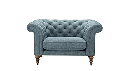 Awesome Oscar Loveseat In Teal Blue Purple Sofas Amazon Co Uk Gmtry Best Dining Table And Chair Ideas Images Gmtryco