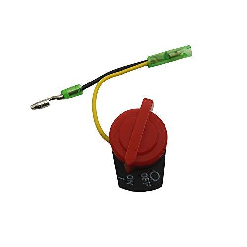 - Amhousejoy ON Off Engine Stop Switch for Honda GX120 GX160 GX200 GX240 GX270 GX340 GX390,36100-ZE1-015