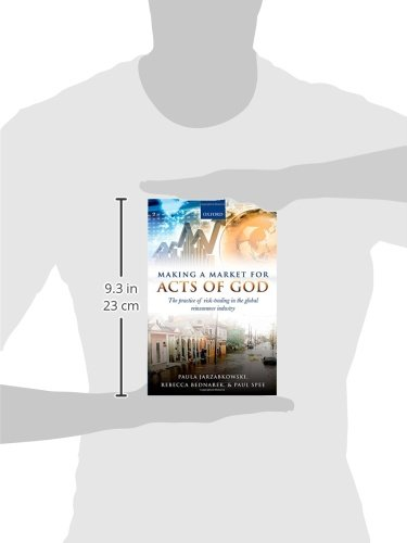 MAKING A MARKET FOR ACTS OF GOD PDF DOWNLOAD