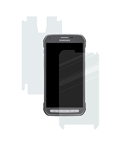 OtterBox Clearly Protected 360 Screen Protectors for Samsung Galaxy S5 Active - Retail Packaging