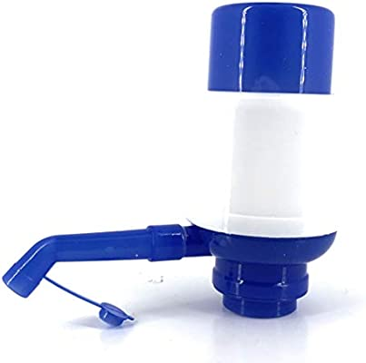 CGC - bomba dispensador de agua para botellas y garrafas de 5L, 8L ...