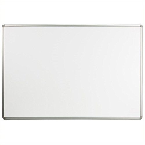 Scranton and Co 48'' x 72'' Magnetic Marker Board in White