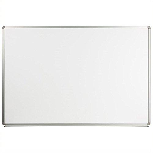Scranton and Co 48'' x 72'' Magnetic Marker Board in White by Scranton & Co