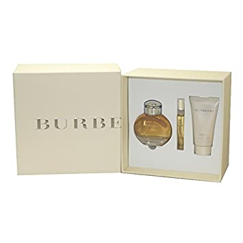 ESTUCHE BURBERRY FOR WOMEN Eau de Parfum 50ml + Loción ...