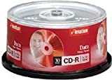 Imation Corp 30PK CDR CERTIFIED 700MB-80MIN 52X SPINDLE ( 17298 )