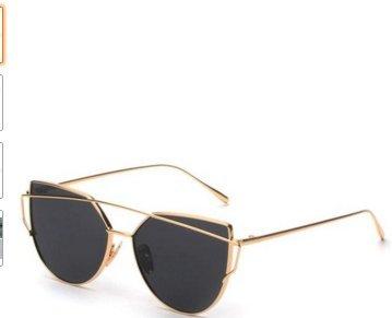 sol de para negro con protección deportivas Gafas de UV wiBille Negro playa verano negro qE5fzHw