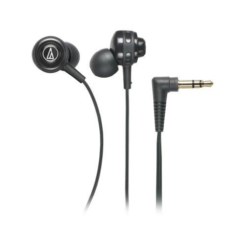Audio Technica Ath-Cor150bk Black In-The-Ear Hp's