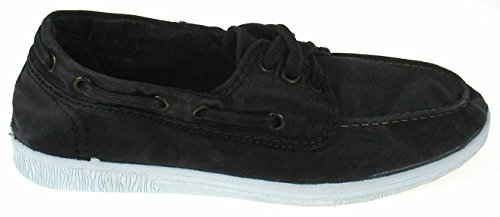 Natural 303 E Negro World Enzi NAUTICO LAVADO qRrxqw76