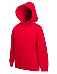 Fruit of the Loom Kids Hooded Sweatshirt