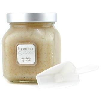 Laura Mercier Creme Brulee Sugar Scrub - 300g/12oz Borghese Fango Purificante Essential Balance & Pore Refining Serum 30ml/1oz
