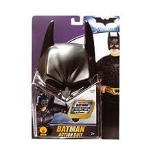 Rubies Batman Dark Knight Action Suit Child Size 8 to 10