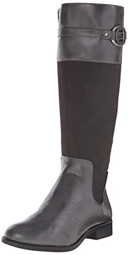 Riding Dark Ravish LifeStride Grey Women's Boot EUOxqF