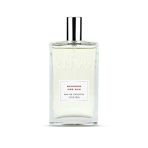 Cremo Cologne Spray Bourbon