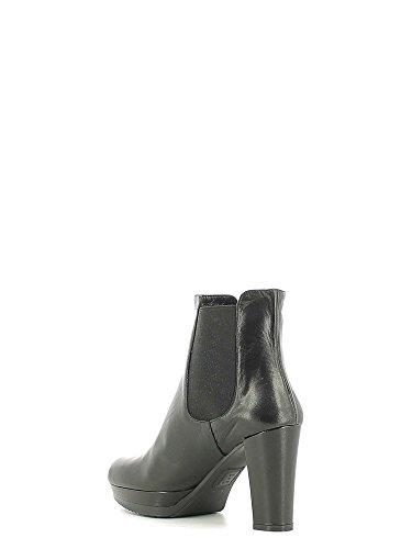 GRACE SHOES FU39 Boots à Talons Femmes Noir 971RmO4