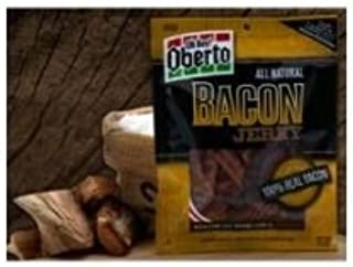 product image for Oberto All Natural Bacon Jerky, 2.5 Ounce -- 8 per case.