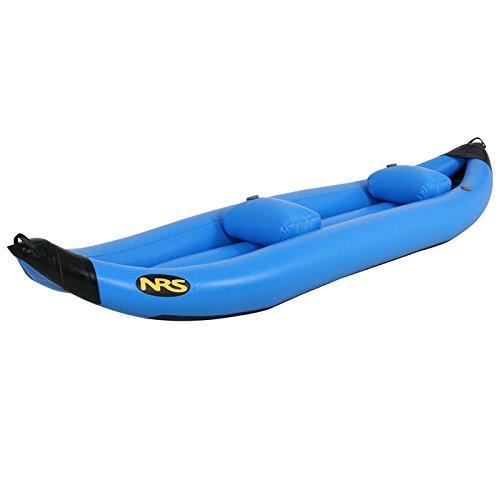 NRS Maverik II Tandem Inflatable Kayak-Blue